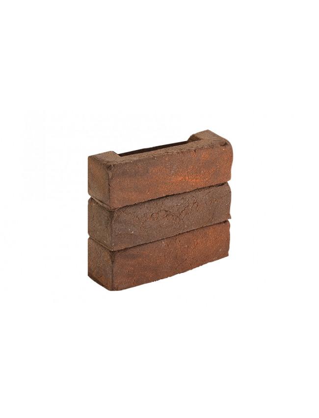 Клинкерная плитка W096/2 Донские зори Слободка, 215*50*65 мм